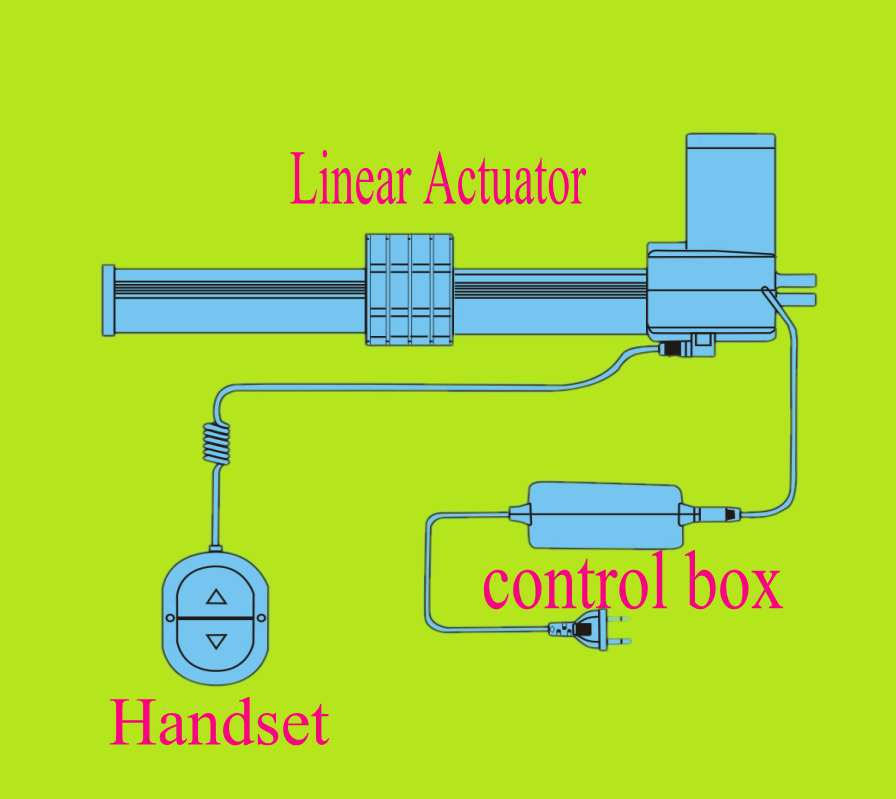 Linear Actuator For Recliner Chair Parts Buy Linear