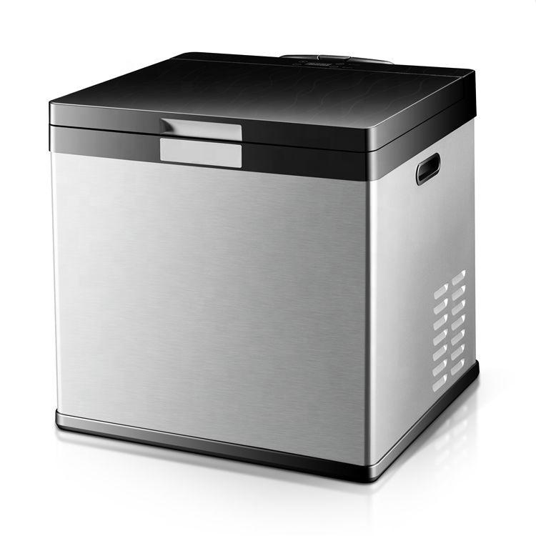Портативный мини-компрессор постоянного тока 18 л, уличный нагрудный Аккумулятор для кемпинга, 12 Вольт, автомобильный холодильник