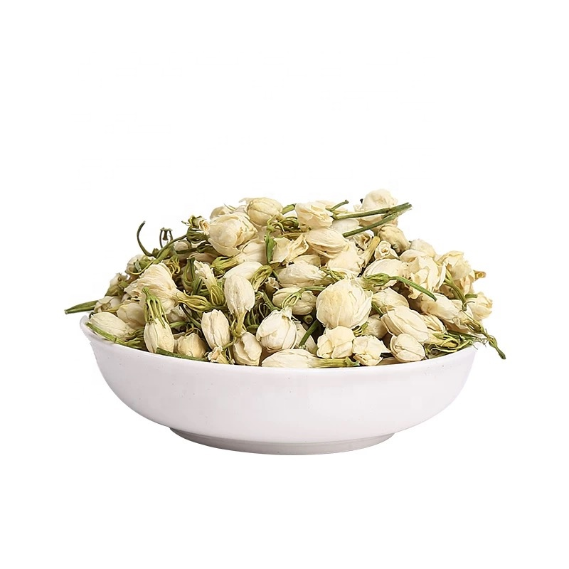 Freshly Dried Best Jasmine Bud Flower Tea - 4uTea | 4uTea.com