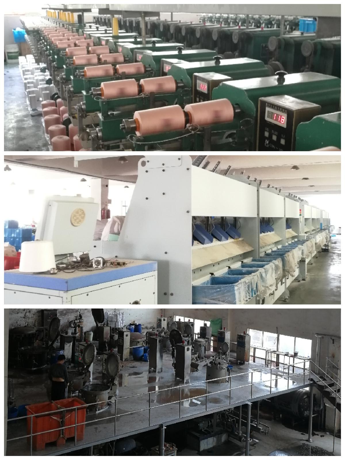 Промышленная швейная нить из полиэстера tkt 120 100% JIA DE 40/2 4500y