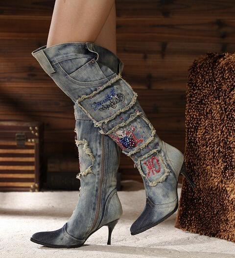 Cheap Cowboy Boots For Women 2017 Cr Boot