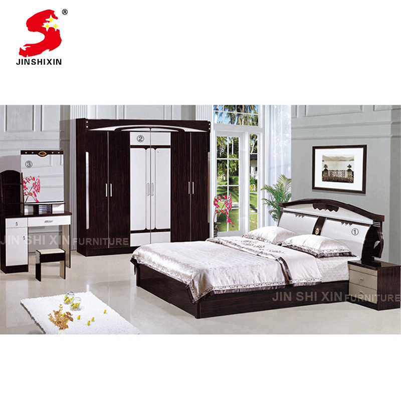 China Factory High Quality Cheap Modern Design Wood Bedroom Furniture Set Buy Wood Bedroom Furniture Set Wood Furniture Set Design Modern Design Wood Bedroom Furniture Product On Alibaba Com