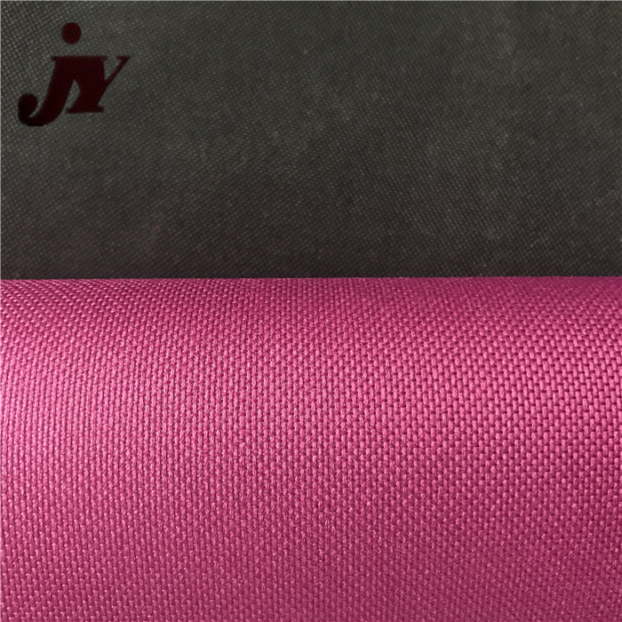 Фабричная цена Ханчжоу, жаккардовый ПВХ 900d полиэстер, ткань Оксфорд, Подарочный пакет с ПВХ покрытием