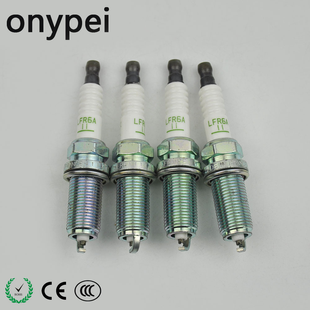 Japanese cars rb77wpcc generator engines sell used LFR6A-11 3672 22401-8H516 vetor perfomance spark plug price bkr6e-11