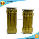 fresh canned green asparagus price 370ml green asparagus in glass jar