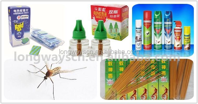 Dimefluthrin 95% pest control mosquito repellent material