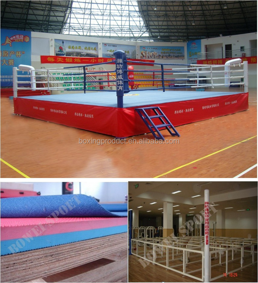 Top Quality Hot Sale Boxing Rings Boxing Station For