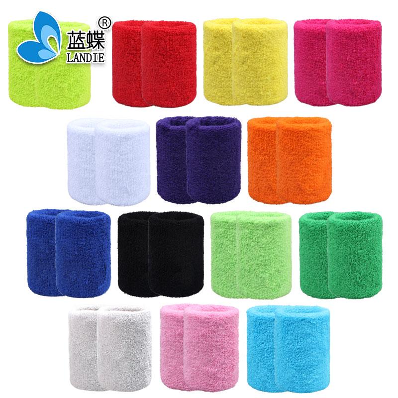 Sports terry sweatband NEW souvenir cotton sweatband wristbands Badminton GYM sweatband