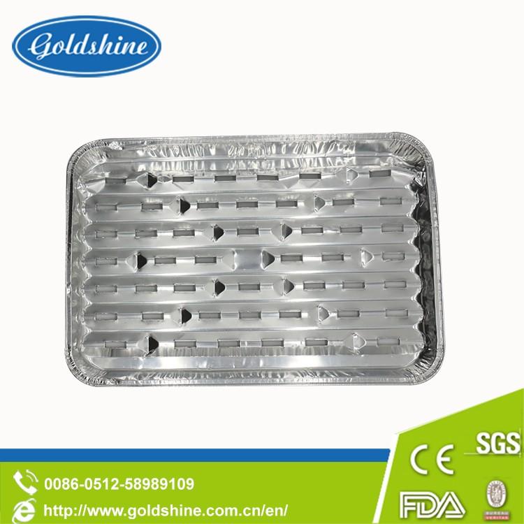 Disposable Aluminium Foil Bbq Grill Pan Buy Aluminium