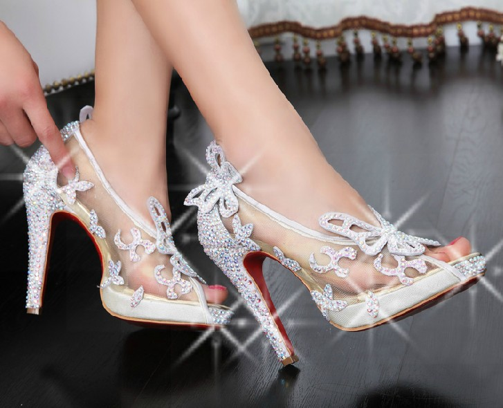 new product b49cc 6f464 red bottom shoes for wedding
