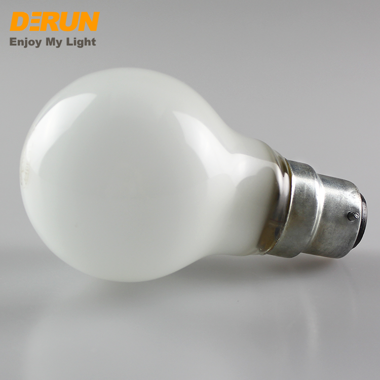 40W 60W 80W 100W Power Clear Frosted Glass Incandescent bulb E27 B22 , INC-A BULB