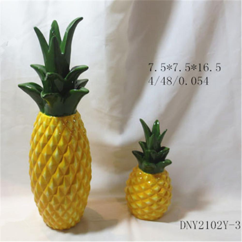Ceramic Pineapple Figurine,Home Decoration Figurines   Buy Pineapple  Figurine,Decoration Figurines,Ceramic Decoration Figurines Product on  Alibaba.com