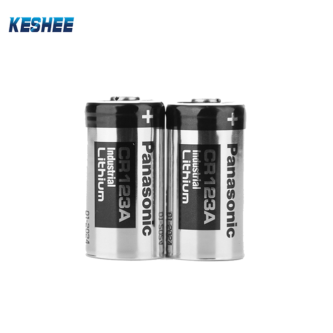 cr123a 3v rechargeable battery lithium ion battery for camera non-rechargeable battery