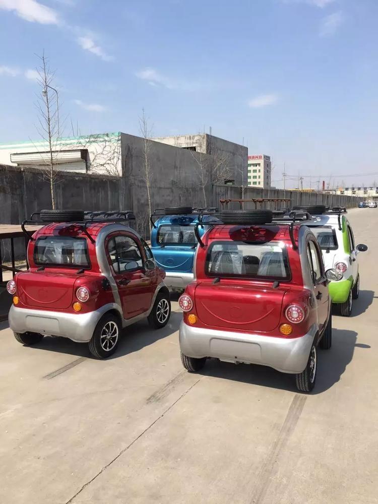 Правый руль китайская фабрика поставки Взрослый электрический автомобиль электрический мобильный скутер