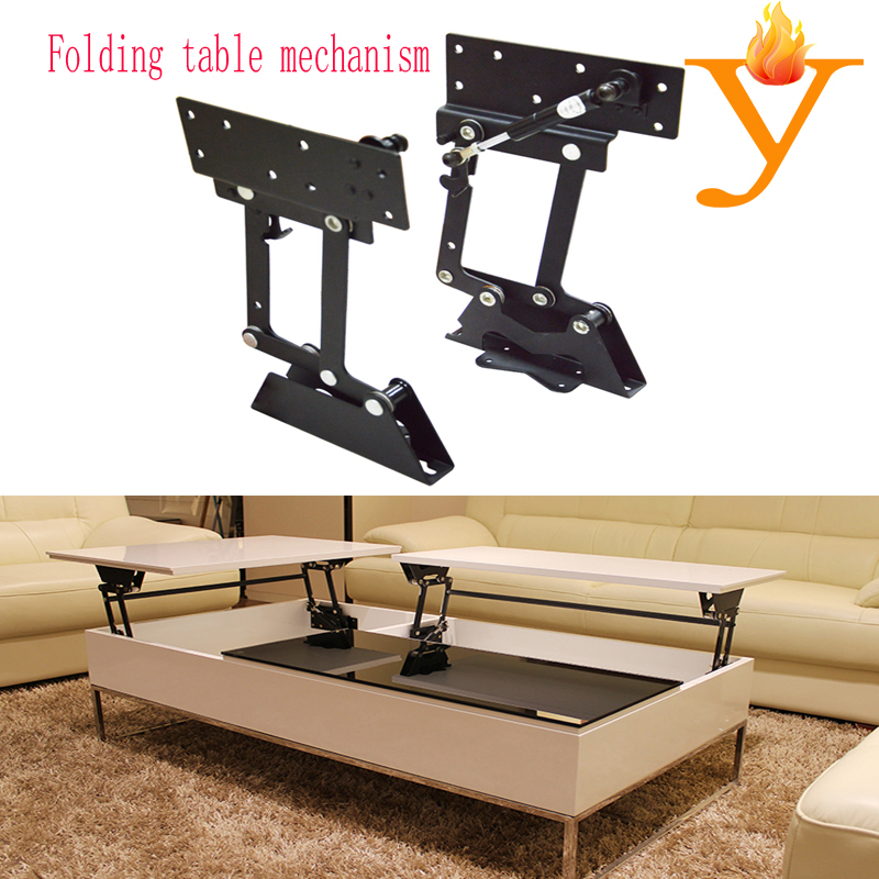 buy factory direct sale lift up coffee table mechanism with gas spring b06 from. Black Bedroom Furniture Sets. Home Design Ideas