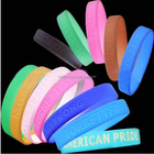 Rubber Bracelets Bands Custom Rubber Wristbands Cheap Silicone Bracelets Personalized Wrist Bands With A Message