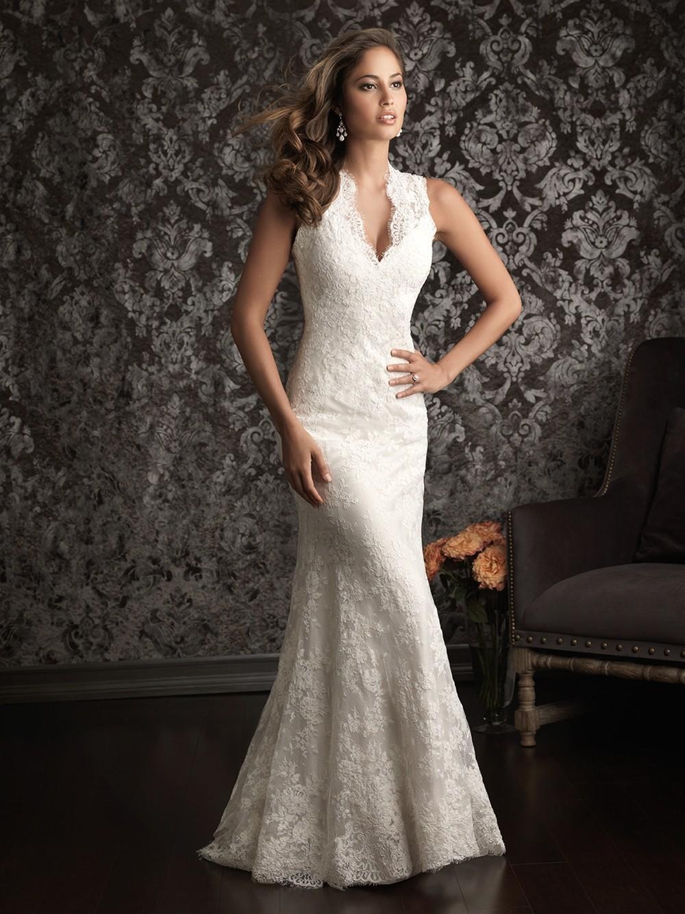Spanish Lace Wedding Dresses Country Western Vestidos De ...