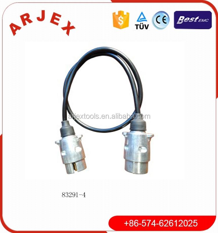 Rv Plug Wiring Diagram 120 Volt Moreover 7 Pin Trailer Socket Wiring