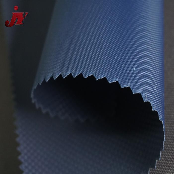 Hangzhou JY высокое качество DTY Denier 600d ткань Оксфорд полиэстер с ПВХ покрытием для использования в чемодане