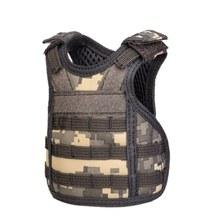 Тактический жилет, военная сумка для винных бутылок, мини-Молл, для активного отдыха, болельщиков армии, верховой езды, путешествий, кемпинг...(Китай)