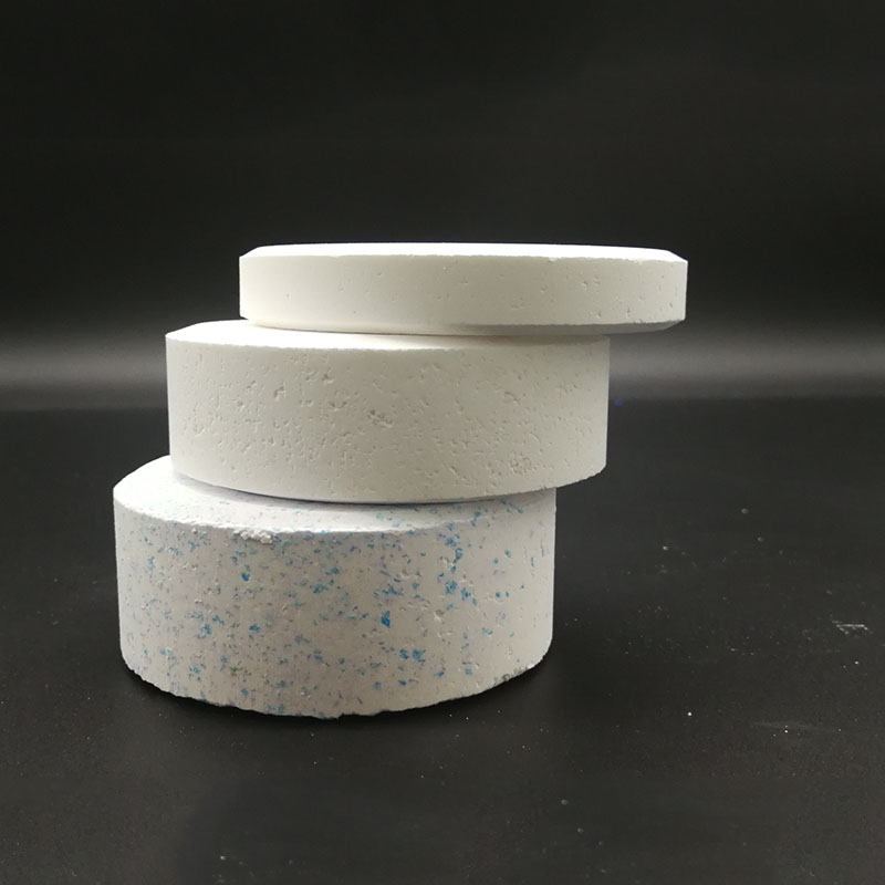 TCCA 90% Chlorine Tablets / Granular for Swimming Pool Water Purification