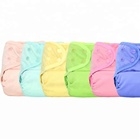 Washable Reusable Waterproof Baby Cloth Nappy Diaper Cover Unisex fit 4-24 months or 5-15 kg baby double leaking gussets