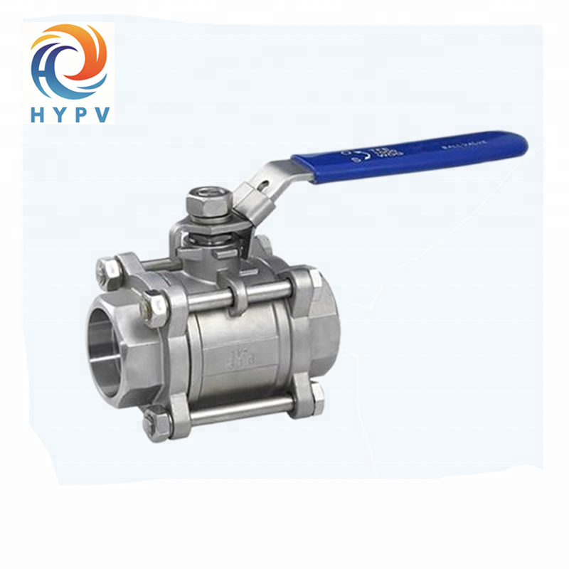 Mini Stainless Steel Handles Price Ball Valve