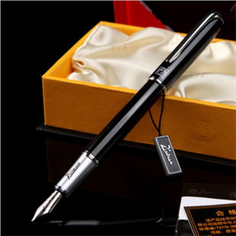 Piston Fill Resin Fountain Pens
