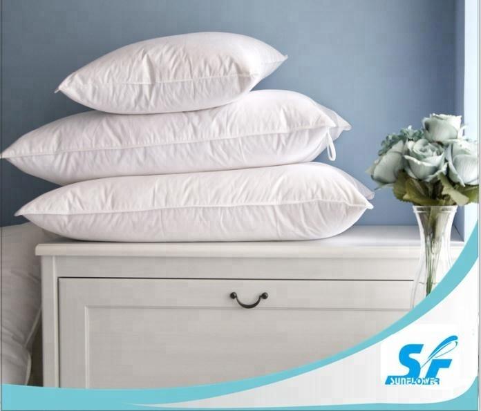Вставка подушки пера для диванную подушку