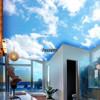 Sky stretch ceiling film