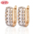 Multicoloured Fashion Earring Designs New Model Diamond Earrings Jewelry