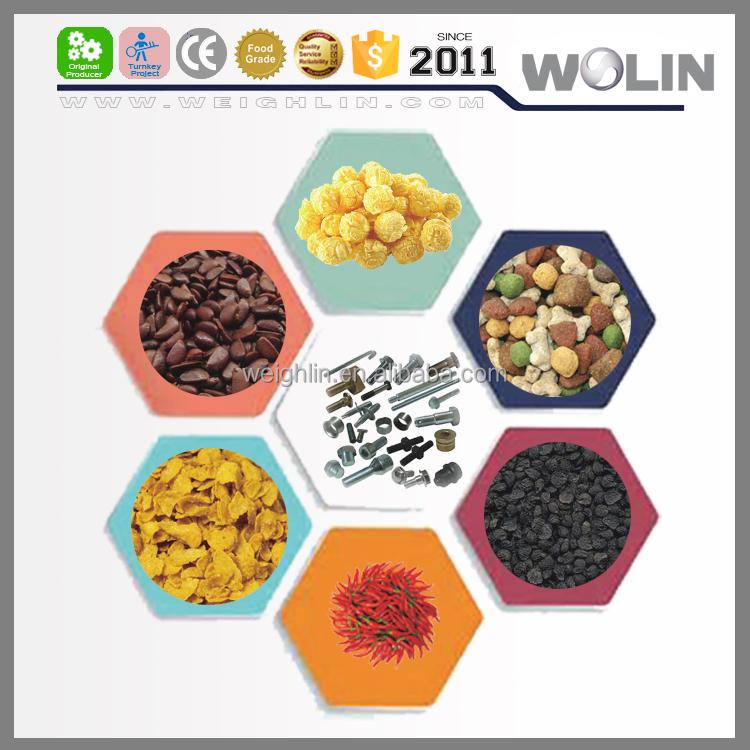 WL-P4H30 низкая стоимость транспортировки риса, сахара фасоль орехи семена 4 головки весовщик для линий