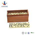 Dominoes Domino Game Dominoes Double 6 Dominoes And Wooden Colorful Domino Set With Wooden Box And 28 Pcs Domino Game Set
