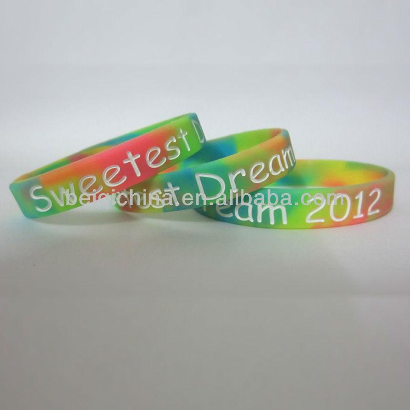 Customized Silicone Bracelets 42