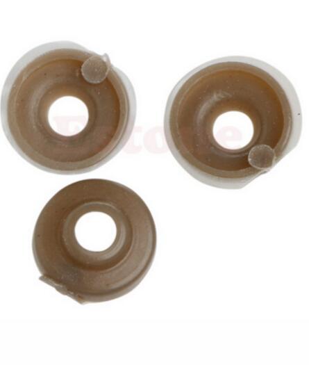 Лидер продаж 100 шт. 6-12 мм черные пластиковые безопасные глаза для Мишки Тедди Куклы животные марионетки ремесла