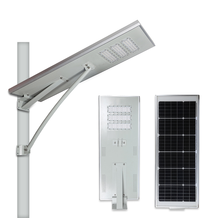 LAP Wholesale Price 60w 80w 100w Outdoor IP65 All In One LED Solar Street Light Price List
