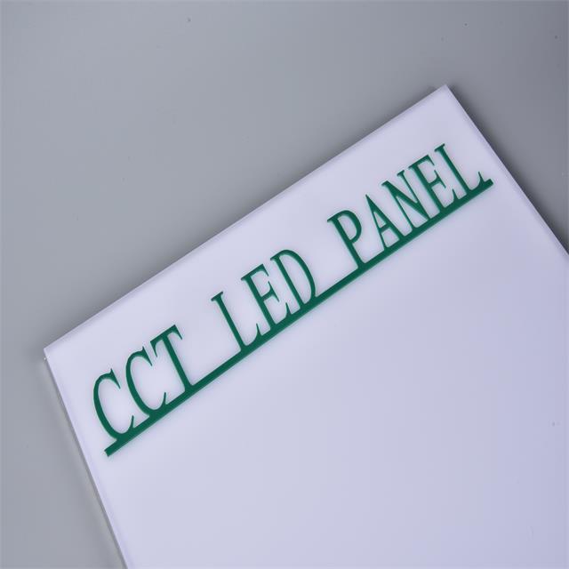 CCT led panel  fawoo lumisheet manufacture led panel light