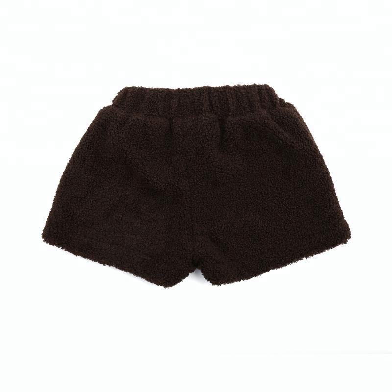 Модные штаны для девочек детей Бутик наряд шорты