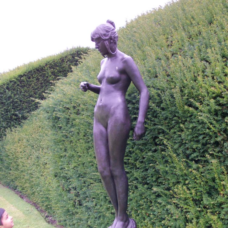 In garden nude Outdoor: 45,498