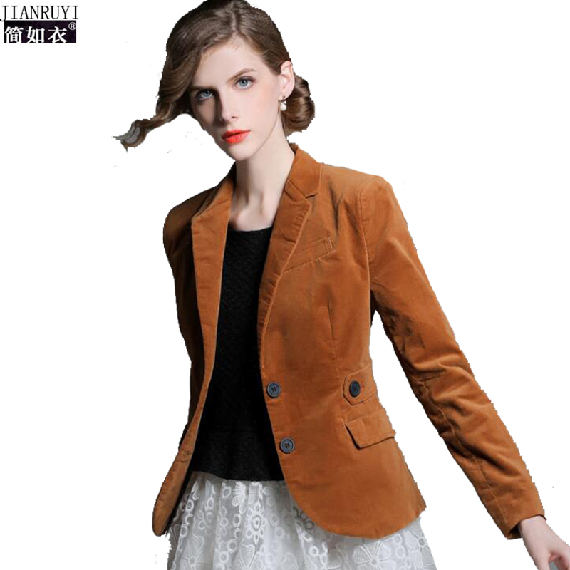 Compra Womens blazer jacket online al por mayor de China