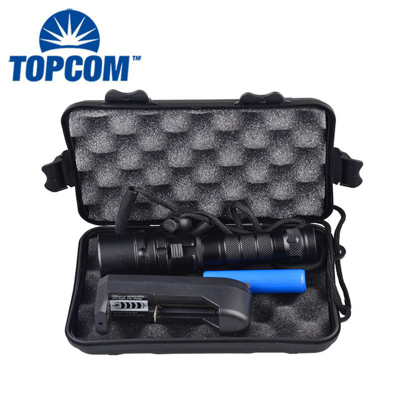Archon Torch Super Bright 4000 Lumens Scuba Diving Equipment Under Water 80m Dive Flashlight