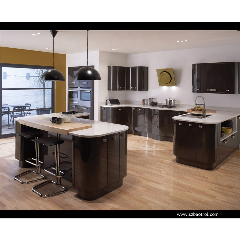 Prefabricated Epoxy Resin Kitchen Bar Countertops With Good Price Buy Epoxy Resin Kitchen Countertops Prefabricated Bar Countertops Counter Tops Price Product On Alibaba Com