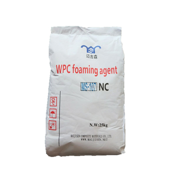 Lightweight concrete foaming agent for natural PVC foam board
