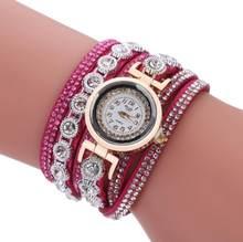 Взрывные модели, женские модные бархатные часы-браслет, ювелирные изделия, роскошные часы с водяными бриллиантами, аксессуары для пояса(Китай)