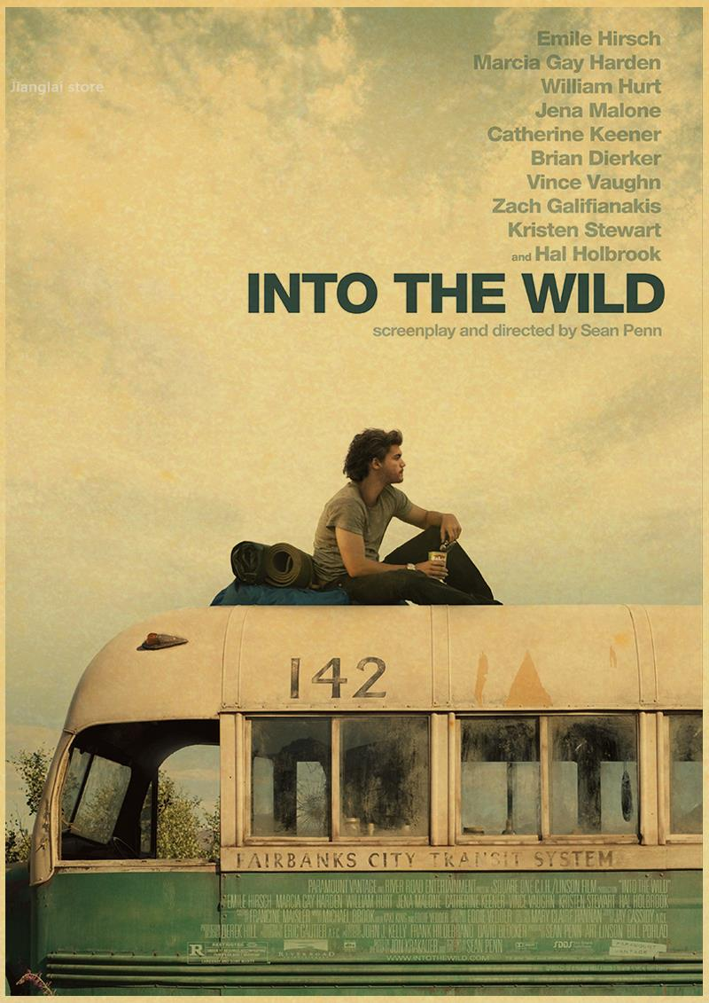 Image result for into the wild movie poster