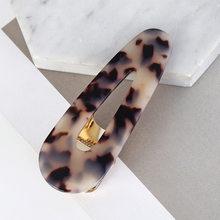 YAOLOGE 38 видов милые женские акриловые геометрические прямоугольные заколки для волос, шпильки с блестками из оловянной фольги, держатели гол...(Китай)