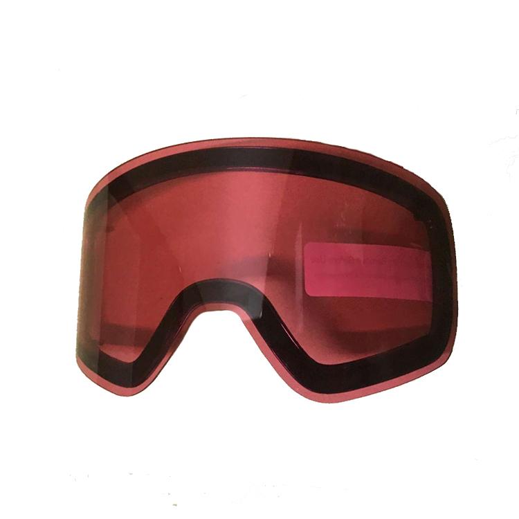 Hubo sports hot sale interchangeable anti fog UV400 high quality extra lenses