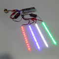 Free shipping lipo battery 11 1v Led Night Light controller The LED Strap is not including