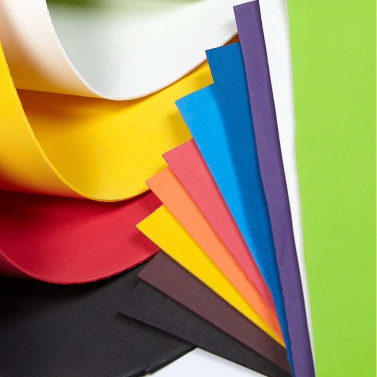 Wholesale Cheap Price Any Thickness Black Or Beige White Neoprene Sponge Composite Colorful Fabric
