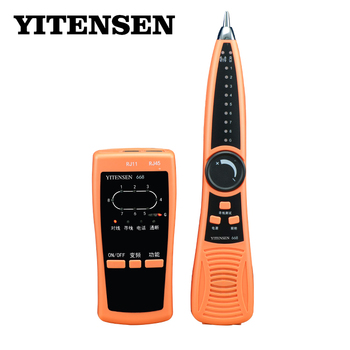 YITENSEN 668 Handheld Audio Network Cable Tester & Cable Tracker
